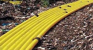 Трубы для транспортировки биогаза
