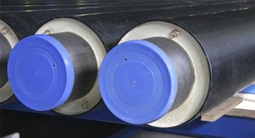 Трубы ППУ для теплотрасс