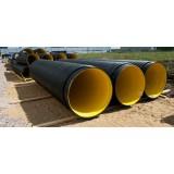 Специфика применения канализационных труб большого диаметра