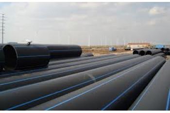 Трубы полиэтиленовые напорные для подачи воды ПЭ-100, ПЭ-80