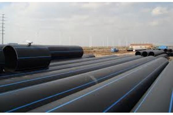 Труба полиэтиленовая водопроводная ПЭ-100 и ПЭ-80