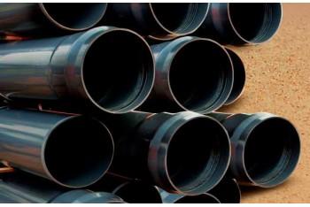 Трубы  ПВХ напорные для подачи воды